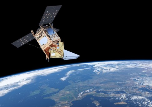 TROPOMI, on-board Sentinel-5 Precursor