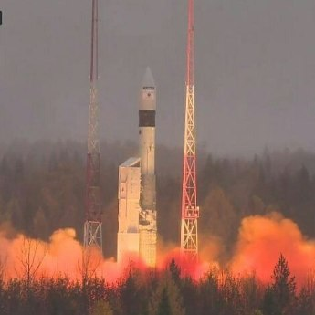 Launch of Sentinel-5 Precursor from Plesetsk, in Russia, 2017.10.13